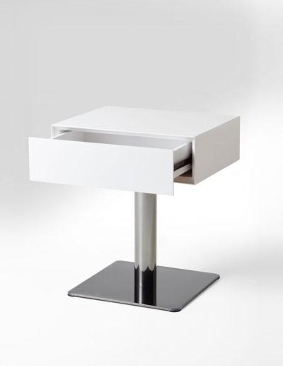 Milano-ookapp-valge-kroomitud-jalg-2
